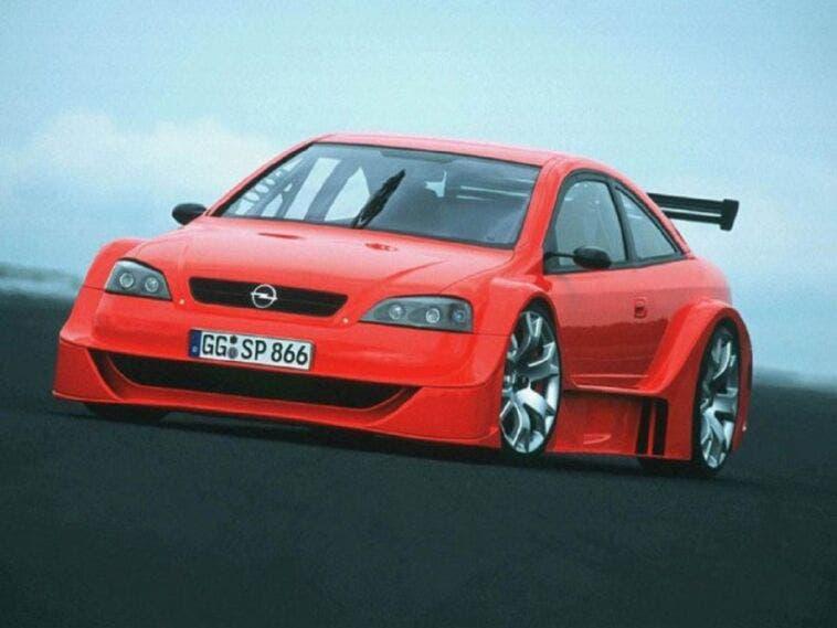 Opel Astra Coupé OPC X-Treme