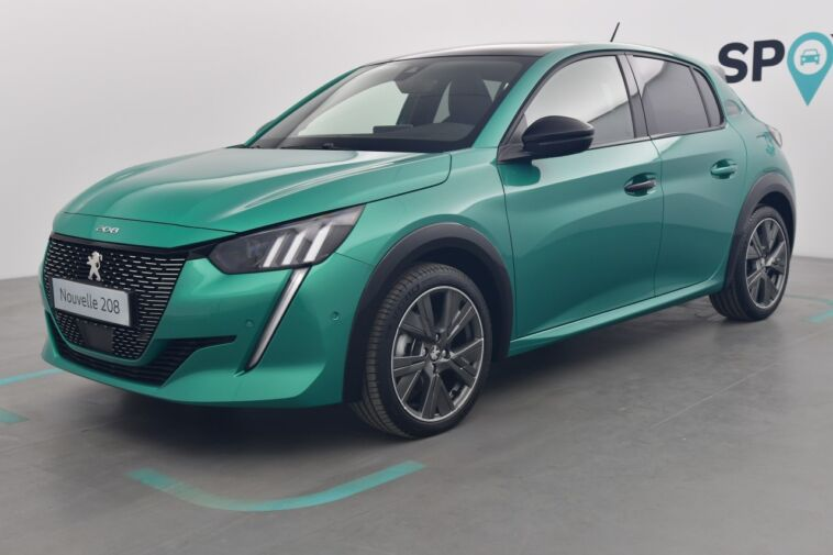 Peugeot 208 Griffe one-off