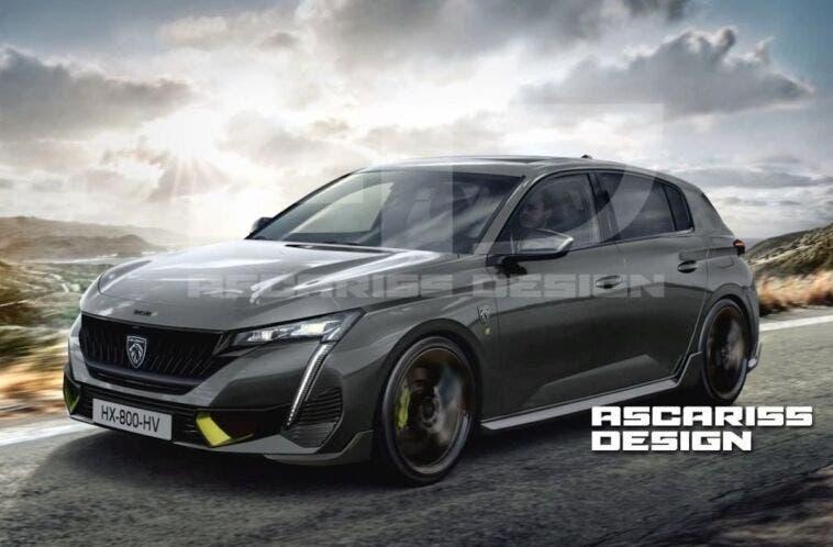 Peugeot 308 PSE Ascariss Design