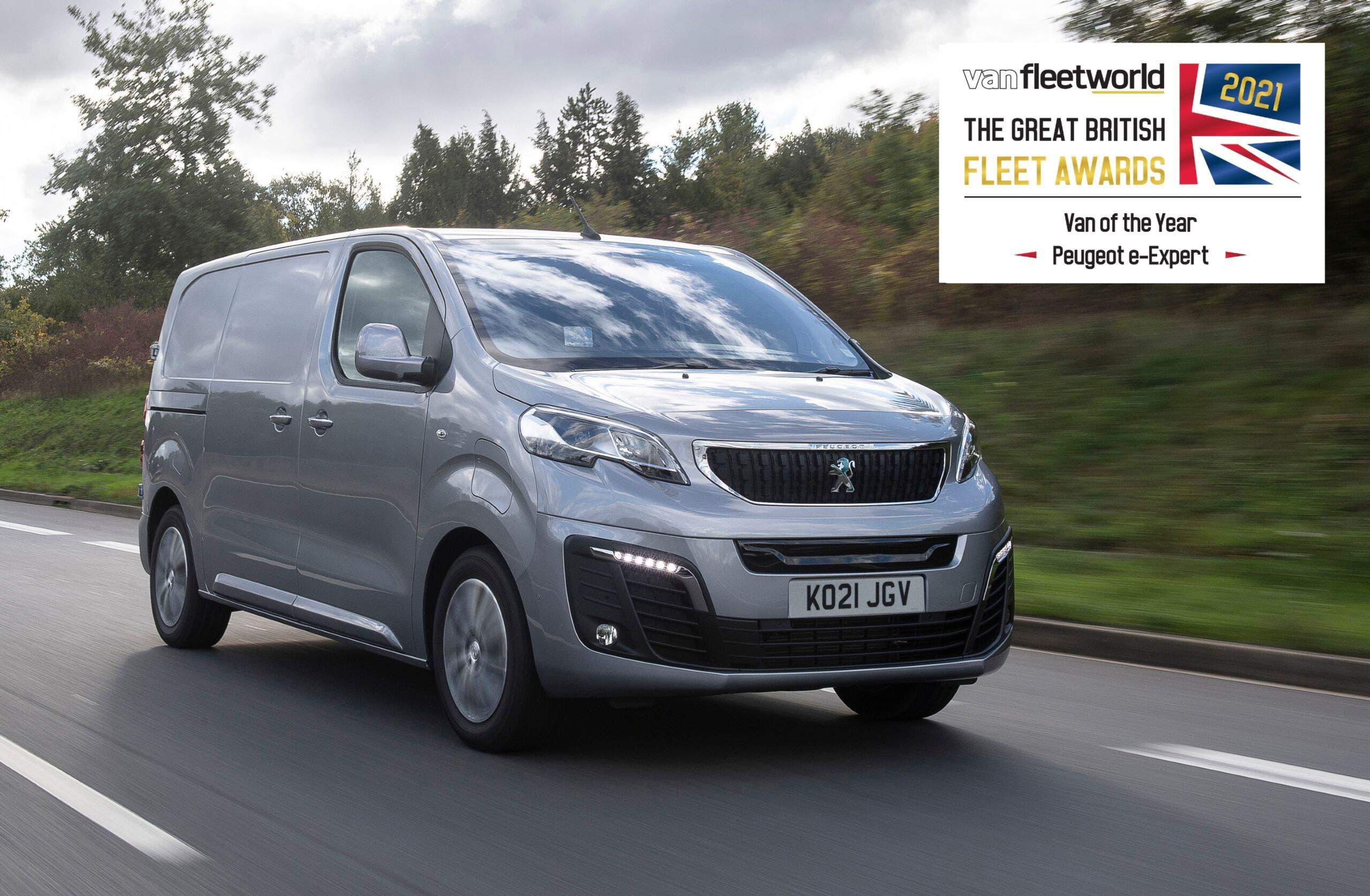 Peugeot Van Fleet World 2021