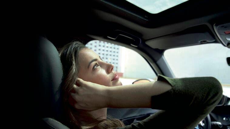 Peugeot studio uso auto durante lockdown