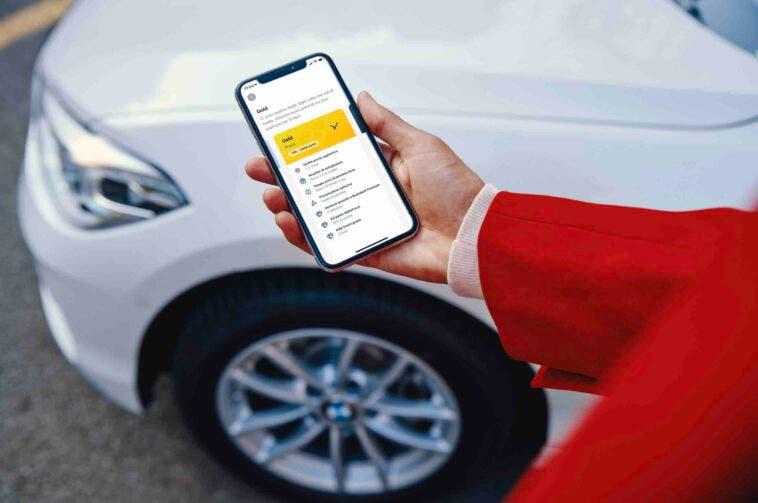 Premi fedeltà auto condivisa Share Now