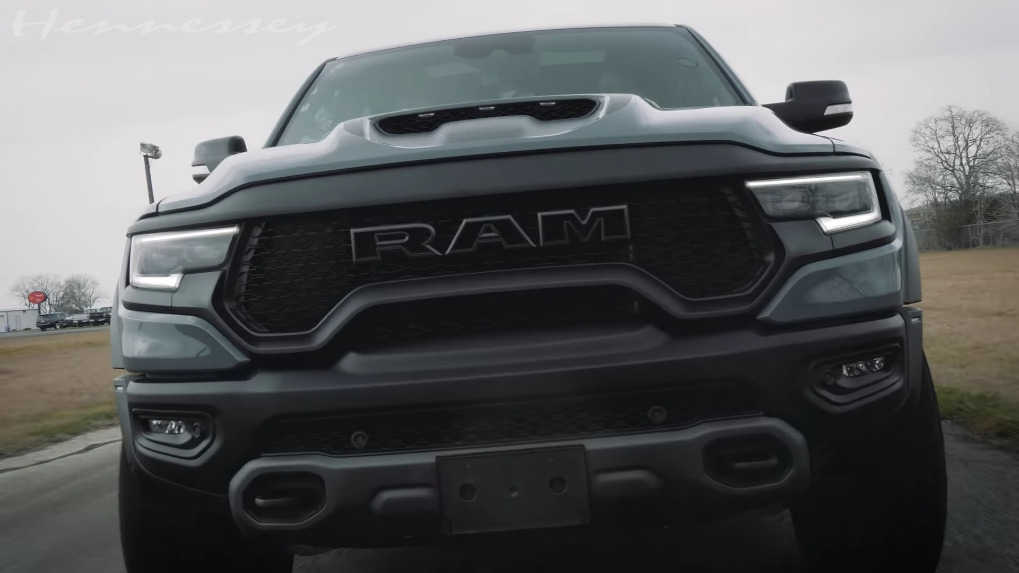 Ram 1500 TRX quarto di miglio Hennessey