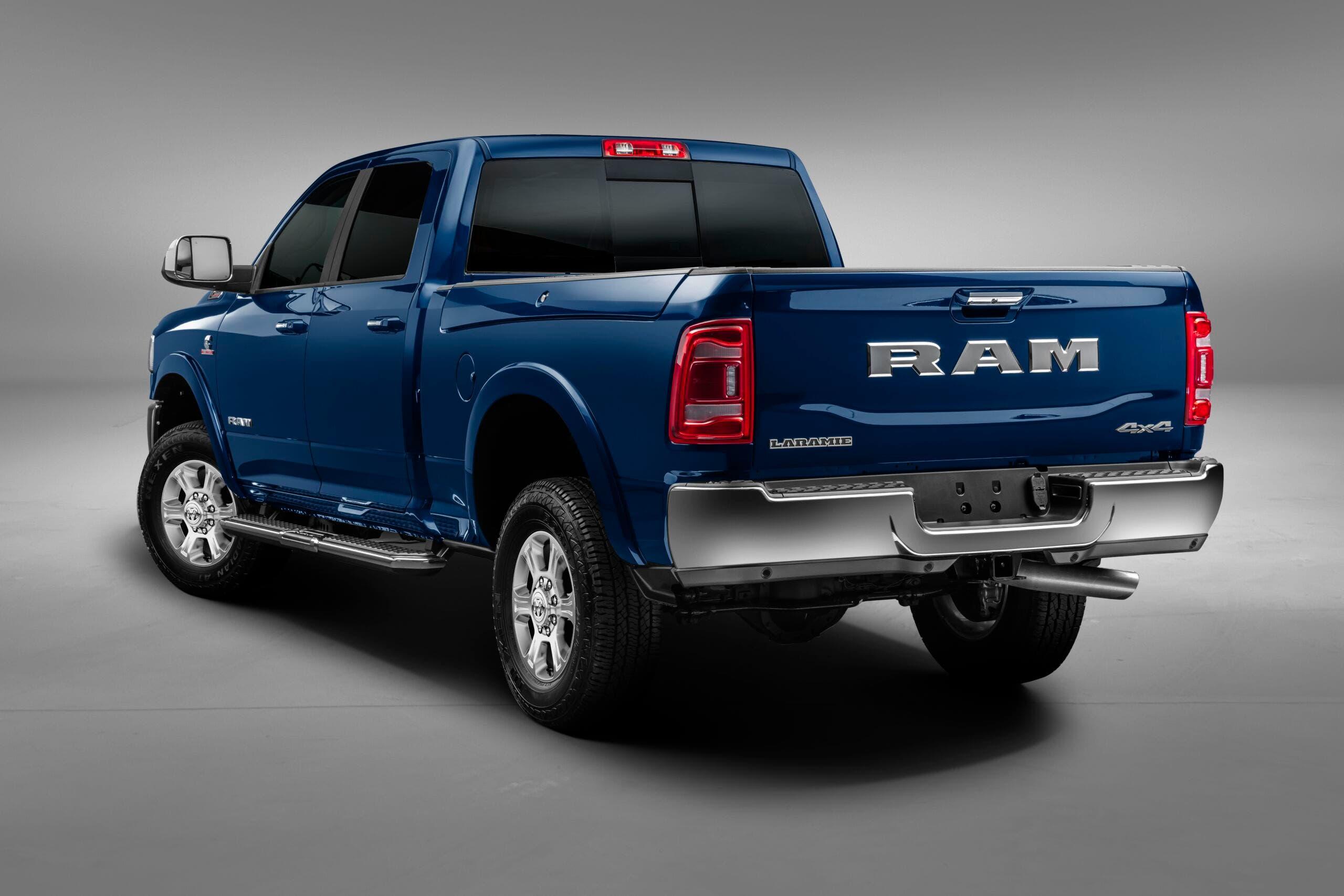 Ram 2500 Laramie 2021 Brasile