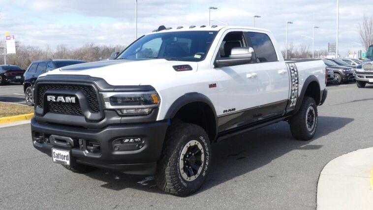 Ram 2500 Power Wagon 2021 Off-Road Package