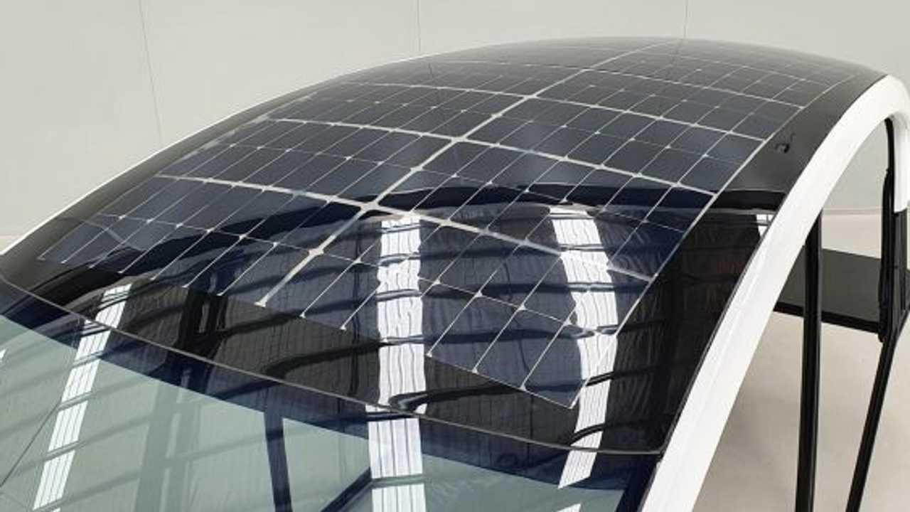 Teijin pannello Penlite auto elettriche
