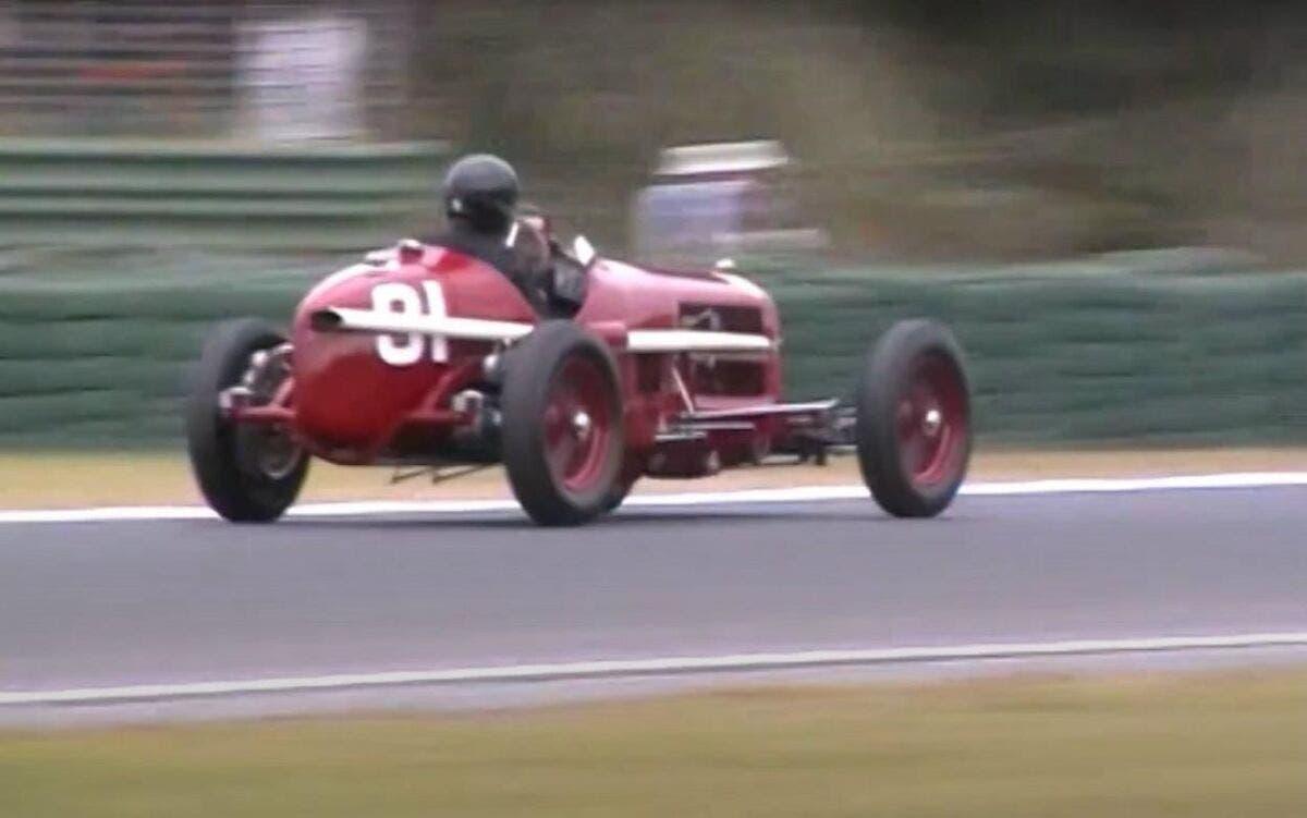 Alfa Romeo P3 rossa