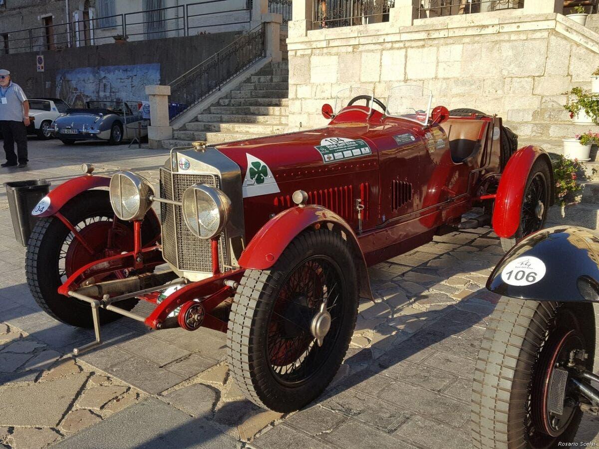 Alfa Romeo RL Targa Florio 1924