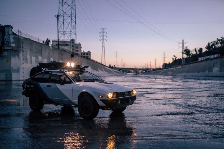 Alpine Alfa GTV6