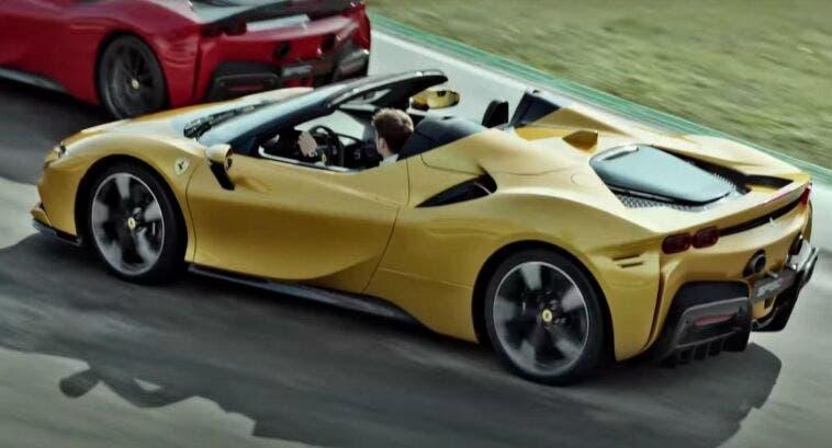 Ferrari SF90 Stradale e Spider