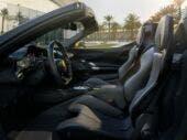 Ferrari SF90 Spider: l'abitacolo