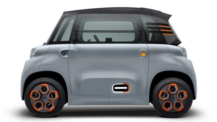 la Citroën Ami non è un'auto