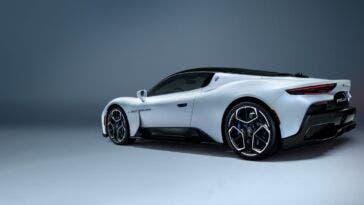 Maserati MC20 Chicago Auto Show 2021