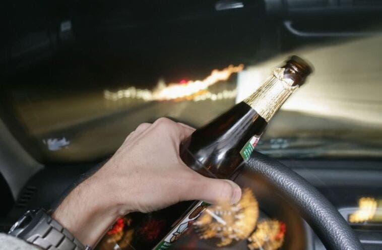 multa per alcol