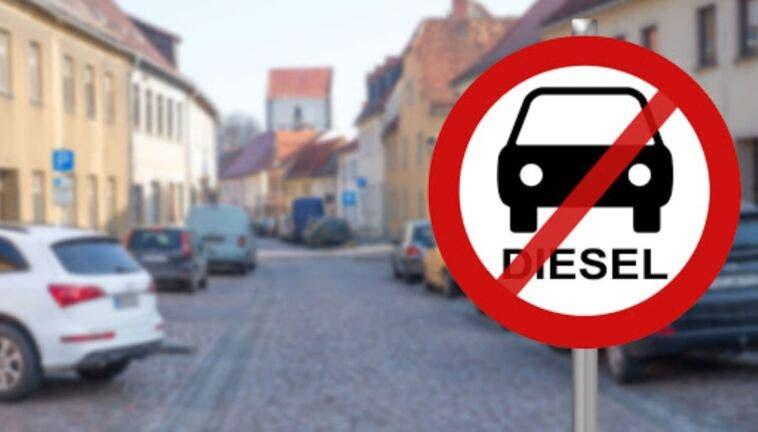 stop benzina diesel