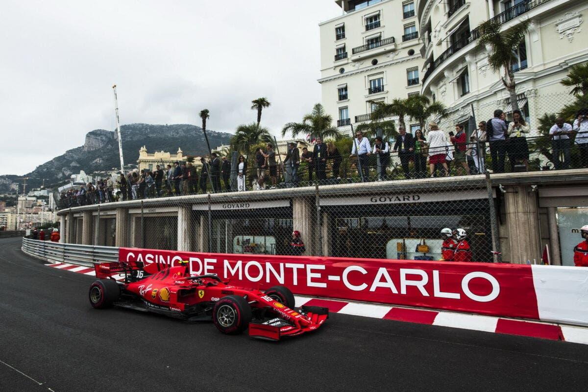 Charles Leclerc GP Monte Carlo
