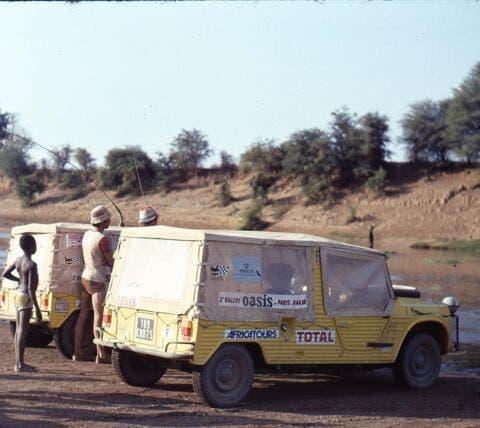 Citroen Mehari Dakar 1980