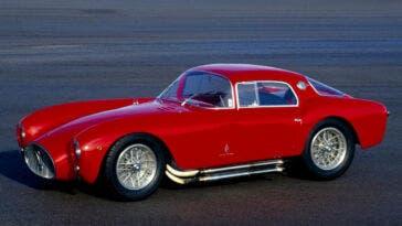 Maserati A6GCS Berlinetta Pininfarina