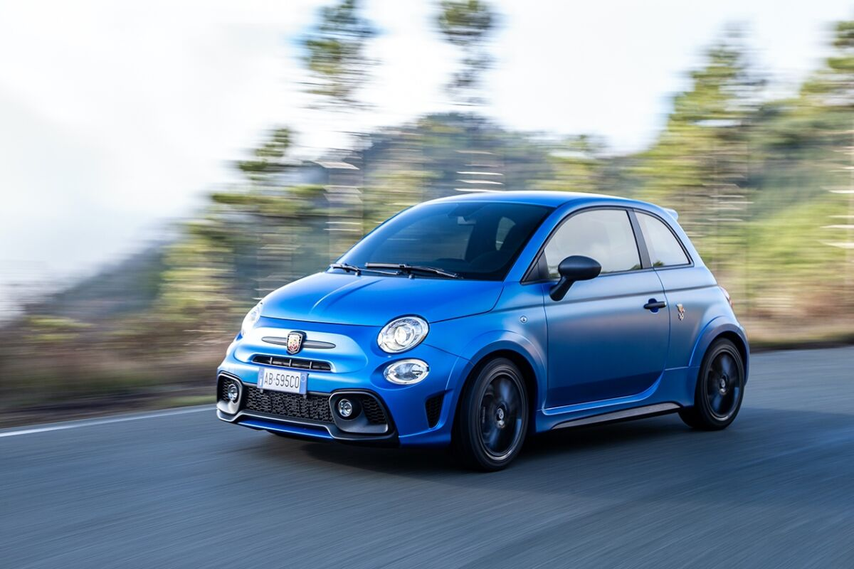 Abarth 595 The Best Brands