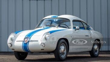 Abarth 750 GT Zagato 1959 asta