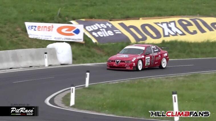 Alfa Romeo 156 STW Diethard Sternad