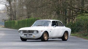 Alfa Romeo Giulia Sprint GTA 1965 asta Bonhams