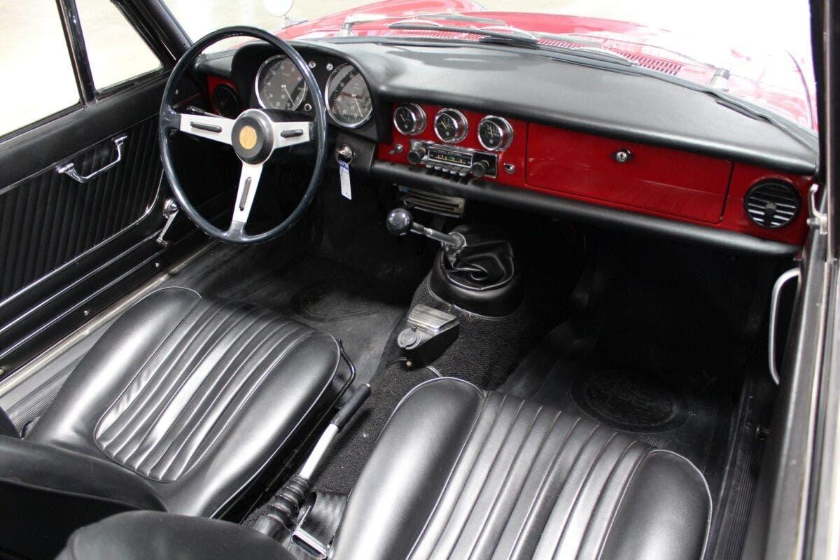 Alfa Romeo Spider Duetto 1967 asta Bring A Trailer