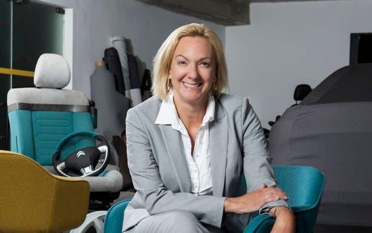 Ana Theresa Borsari Citroën Peugeot