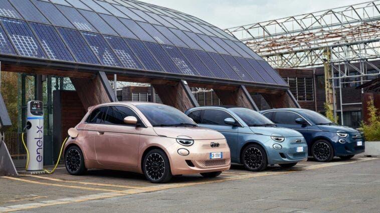 Auto elettrica in Italia