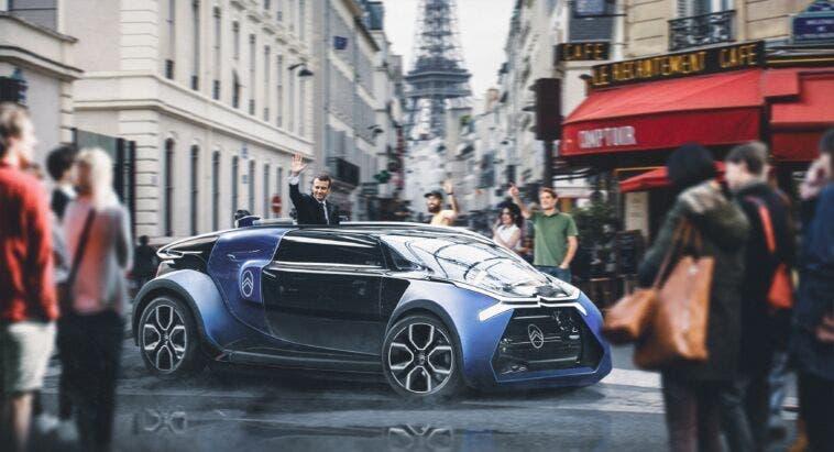 Citroën 19_19 Macron render