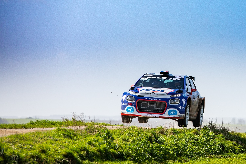 Citroën C3 Rally2 campionati