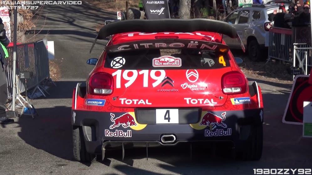 Citroën C3 WRC rally