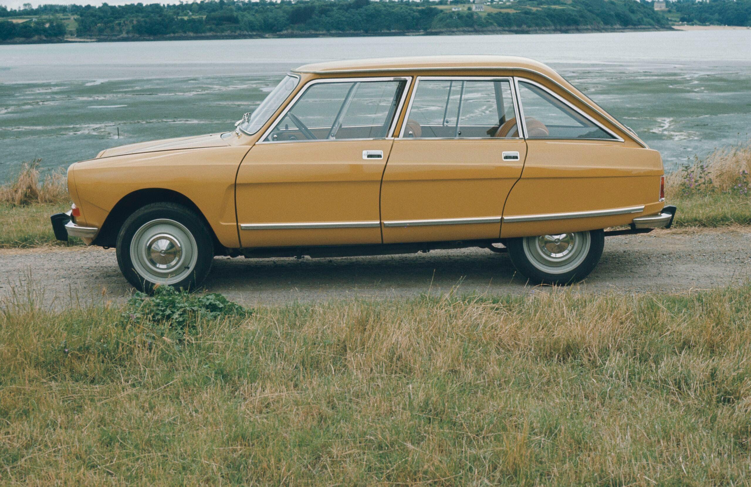 Citroën Robert Opron