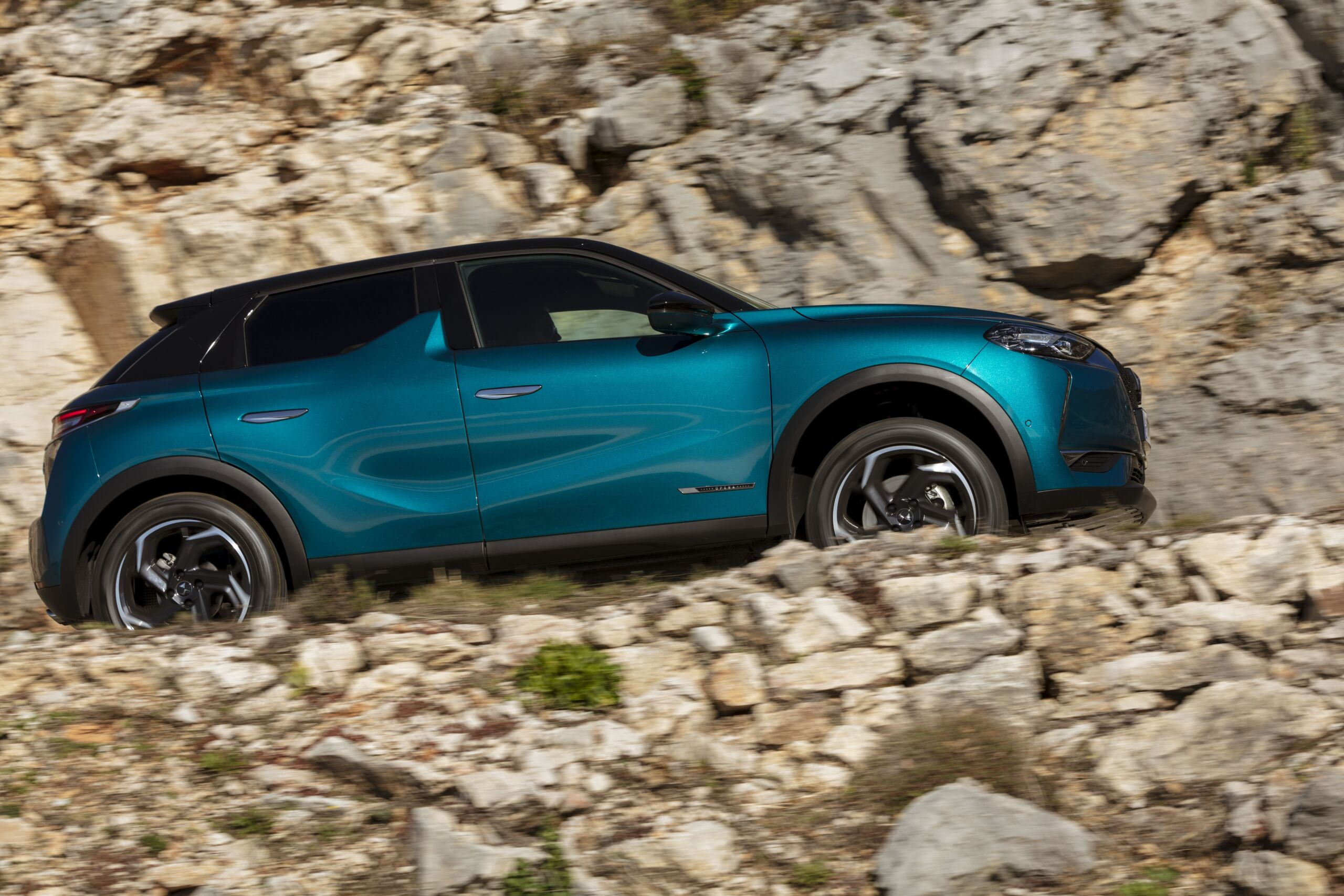 DS 3 Crossback model year 2022