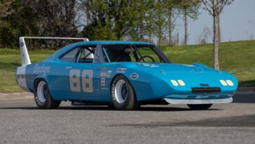 Dodge Charger Daytona 1969 asta
