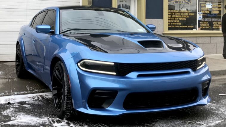 Dodge Charger R/T 2015 widebody kit