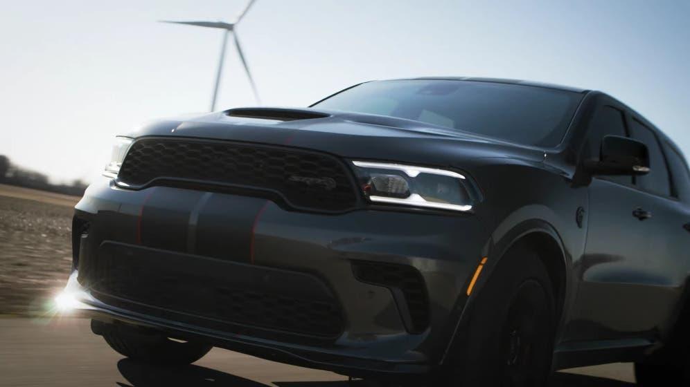 Dodge Durango SRT Hellcat Throttle House