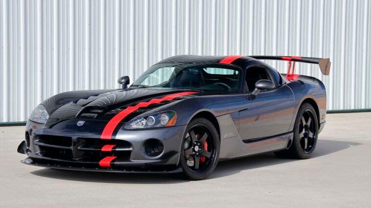Dodge Viper ACR 2009 asta Mecum Auctions