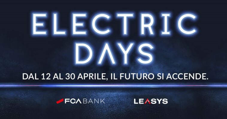 Electric Days_FCA Bank e Leasys