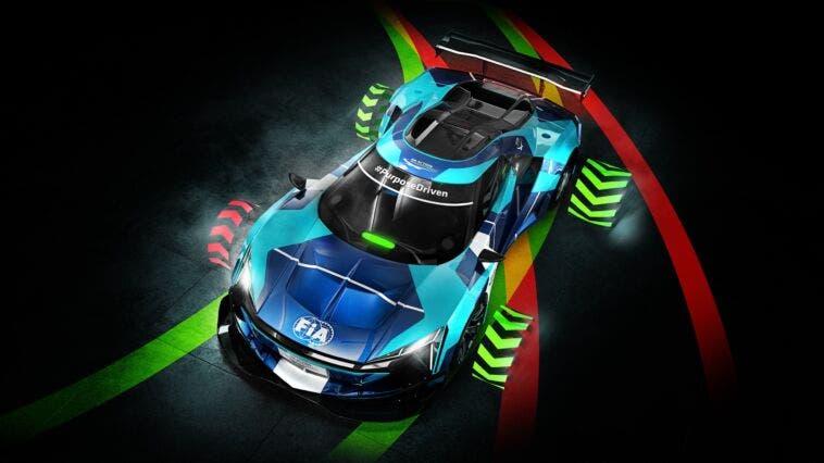 FIA nuova serie corse GT auto elettriche