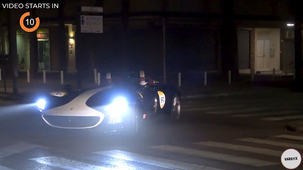 Ferrari 1000 Miglia 2020 foto