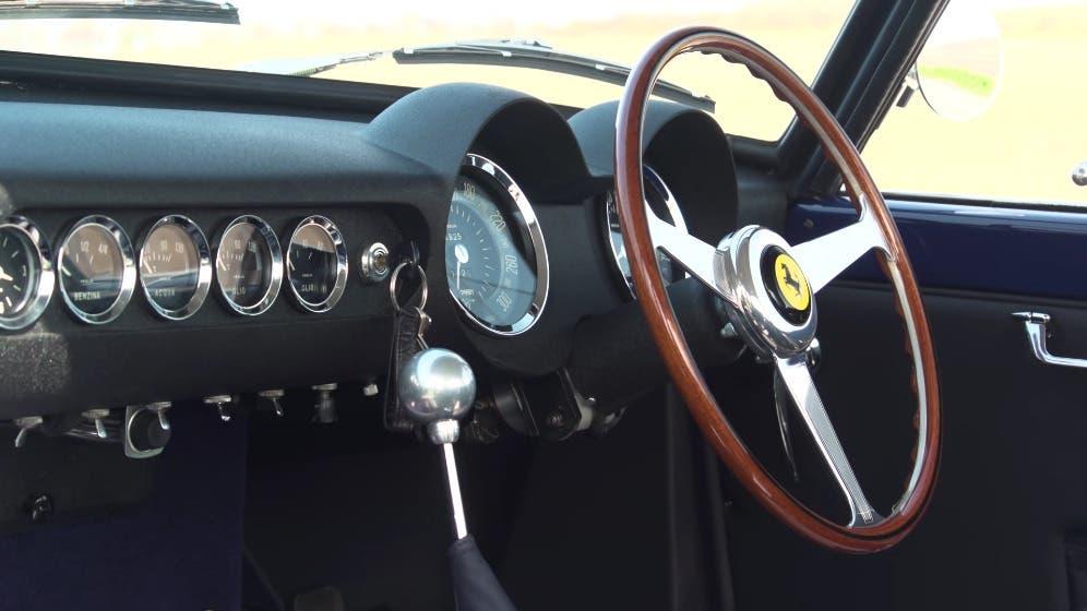 Ferrari 250 GT Berlinetta SWB GTO Engineering