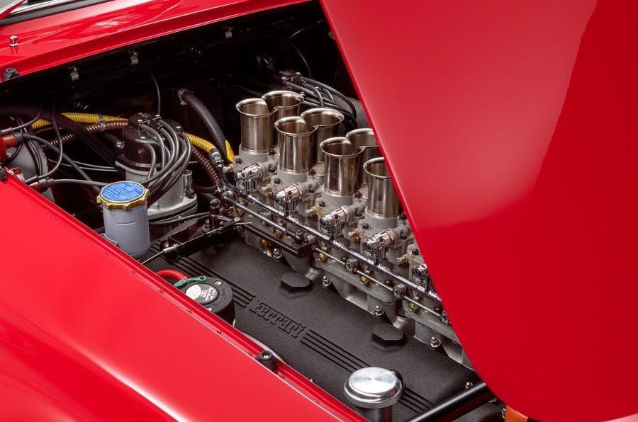 Ferrari 330 LMB Bell Sport & Classic