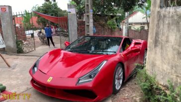 Ferrari 488 GTB home made meloni