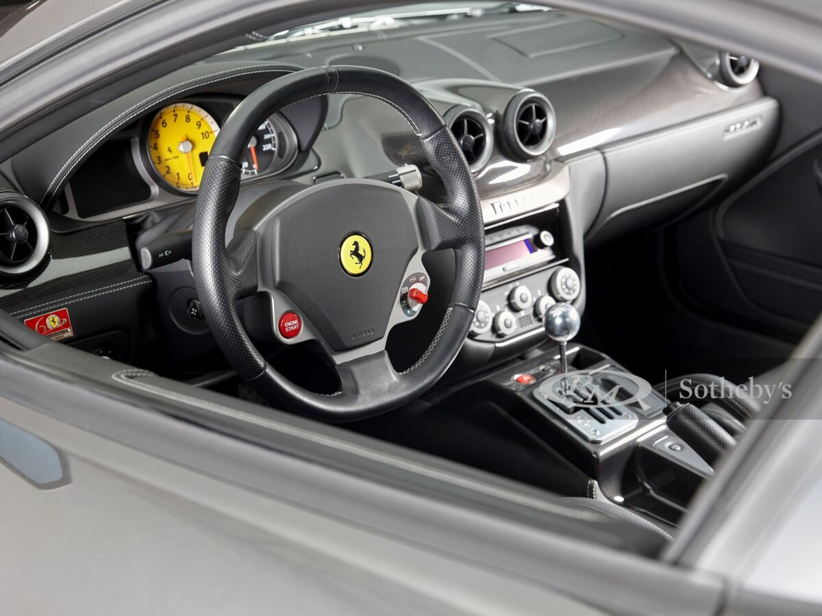 Ferrari 599 GTB Fiorano 2007 RM Sotheby's