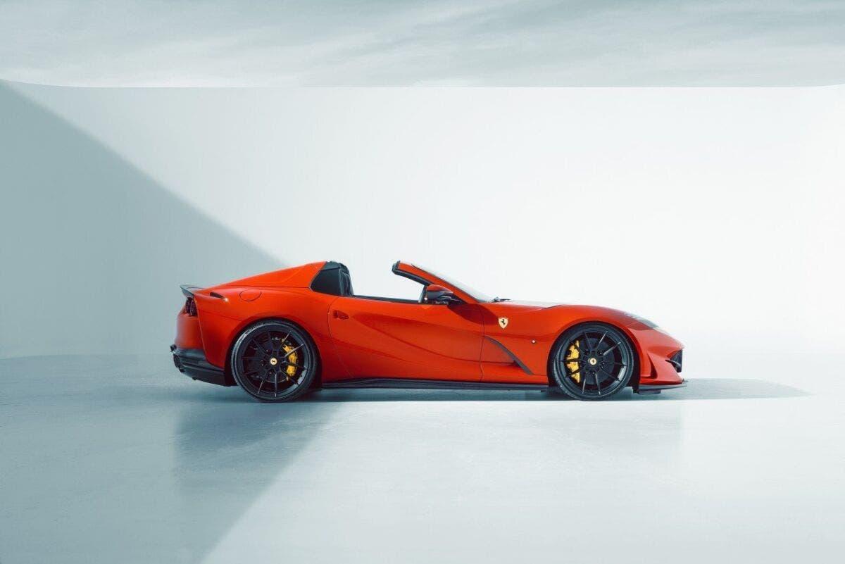 Ferrari 812 GTS Novitec