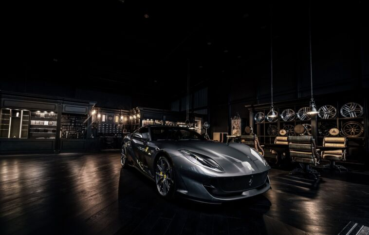 Ferrari 812 Superfast Carlex Design