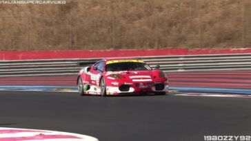 Ferrari F430 GTC pista