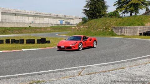 Ferrari F8 Tributo Fabio Barone