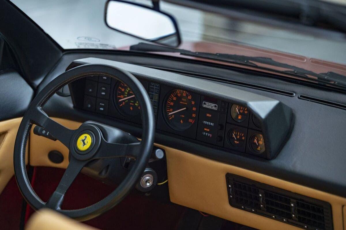Ferrari Mondial 3.2 1986 asta